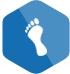 Schuhe mit individuellem Fußbett, Einlagen für Schuhe